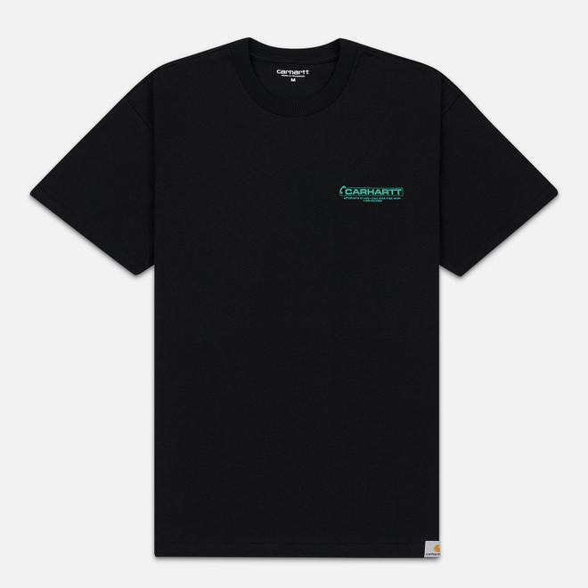 Мужская футболка Carhartt WIP S/S Bailout Black