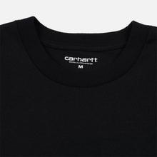 Мужская футболка Carhartt WIP S/S Bailout Black фото- 1