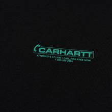 Мужская футболка Carhartt WIP S/S Bailout Black фото- 2