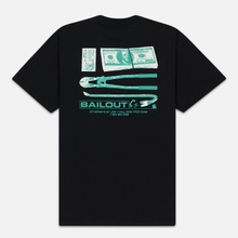 Мужская футболка Carhartt WIP S/S Bailout Black фото- 4