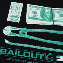 Мужская футболка Carhartt WIP S/S Bailout Black фото- 5