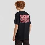 Мужская футболка Carhartt WIP S/S Body & Paint Black/Red фото- 3