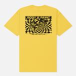 Мужская футболка Carhartt WIP S/S Body & Paint Primula/Black фото- 1