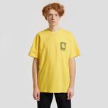 Мужская футболка Carhartt WIP S/S Body & Paint Primula/Black фото- 2