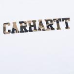 Мужская футболка Carhartt WIP S/S College White/Camo Duck фото- 2