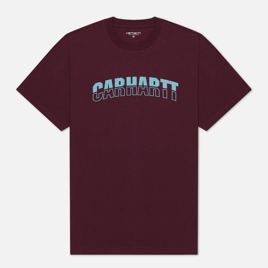 Мужская футболка Carhartt WIP S/S District Shiraz/Window