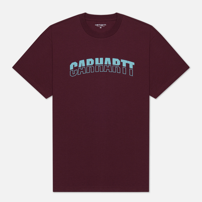 Мужская футболка Carhartt WIP S/S District Shiraz/Window