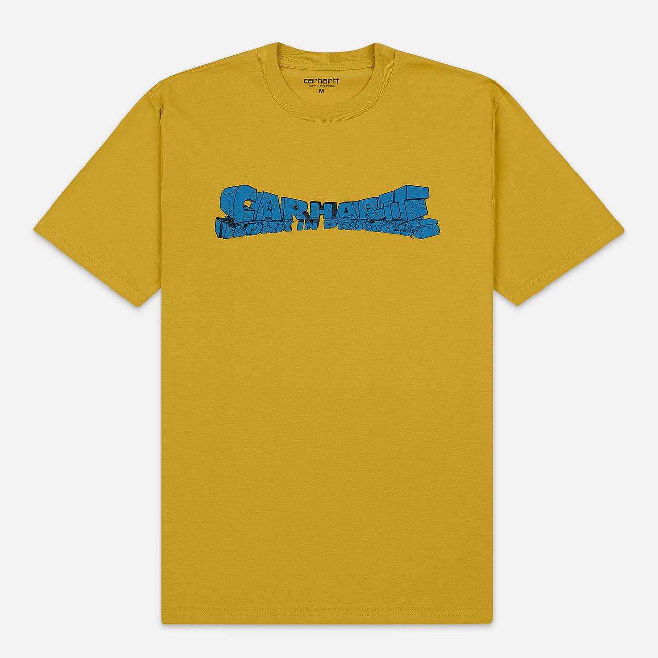 Мужская футболка Carhartt WIP S/S Monument Colza