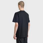 Мужская футболка Carhartt WIP S/S Patchwork Black фото- 2