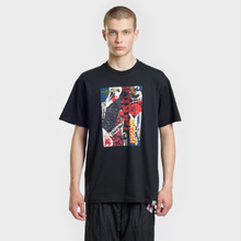Мужская футболка Carhartt WIP S/S Patchwork Black фото- 1