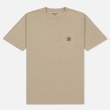 Мужская футболка Carhartt WIP S/S Pocket Boulder