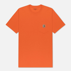 Мужская футболка Carhartt WIP S/S Pocket Clockwork