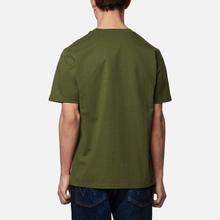 Мужская футболка Carhartt WIP S/S Pocket Dollar Green фото- 1