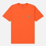 Мужская футболка Carhartt WIP S/S Pocket Pepper фото- 0