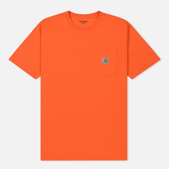 Мужская футболка Carhartt WIP S/S Pocket Pepper
