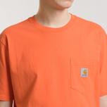 Мужская футболка Carhartt WIP S/S Pocket Pepper фото- 3