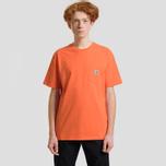 Мужская футболка Carhartt WIP S/S Pocket Pepper фото- 1