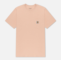 Мужская футболка Carhartt WIP S/S Pocket Powdery
