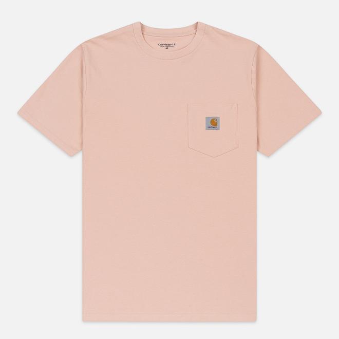 Мужская футболка Carhartt WIP S/S Pocket Powdery