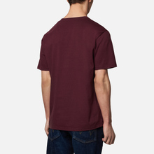 Мужская футболка Carhartt WIP S/S Pocket Shiraz фото- 1