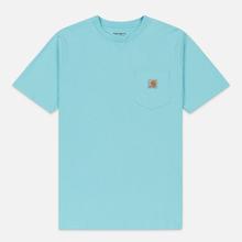 Мужская футболка Carhartt WIP S/S Pocket Window фото- 0