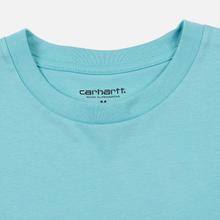 Мужская футболка Carhartt WIP S/S Pocket Window фото- 1