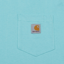 Мужская футболка Carhartt WIP S/S Pocket Window фото- 2