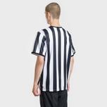 Мужская футболка Carhartt WIP S/S Striker 4.4 Oz White/Black фото- 2