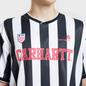 Мужская футболка Carhartt WIP S/S Striker 4.4 Oz White/Black фото - 3