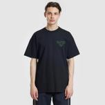 Мужская футболка Carhartt WIP S/S WIP Pilot Black/Green фото- 2