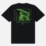 Мужская футболка Carhartt WIP S/S WIP Pilot Black/Green фото- 1