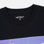 Мужская футболка Carhartt WIP SS Jail Black/Multicolour фото- 1