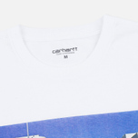 Мужская футболка Carhartt WIP SS Jail White/Multicolour фото- 2