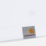 Мужская футболка Carhartt WIP SS Jail White/Multicolour фото- 3
