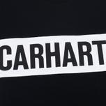 Мужская футболка Carhartt WIP SS Shore Black/White/Black фото- 1