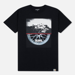 Мужская футболка Carhartt WIP SS Wreckshop Black/Multicolour фото- 0