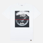 Мужская футболка Carhartt WIP SS Wreckshop White/Multicolour фото- 0