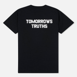 Carhartt WIP SS Yesterdays Men's T-shirt Black/White photo- 1