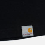 Carhartt WIP SS Yesterdays Men's T-shirt Black/White photo- 4