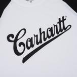 Мужская футболка Carhartt WIP Strike White/Black фото- 2