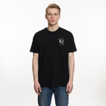 Мужская футболка Carhartt WIP Trust No One Black/White Rished фото- 5