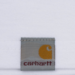 Мужская футболка Carhartt WIP Wall C White/Black фото- 4