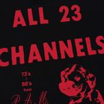 Мужская футболка Carhartt WIP x P.A.M. Radio Club All Channels Black фото- 4