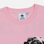 Мужская футболка Carhartt WIP x P.A.M. Radio Club All Channels Vegas Pink фото- 1