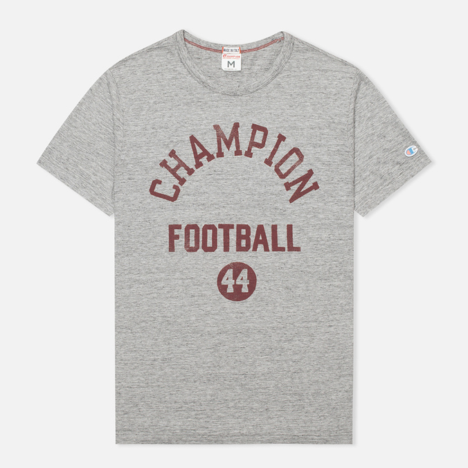 Мужская футболка Champion Reverse Weave Ivy League Grey