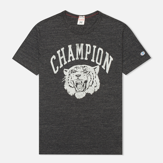 Мужская футболка Champion Reverse Weave Ivy League Grey Melange