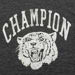 Champion Reverse Weave Ivy League Men's T-shirt Grey Melange photo- 2