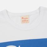 Мужская футболка Champion Reverse Weave A Little More White C фото- 1