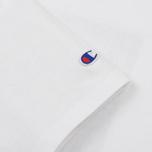 Мужская футболка Champion Reverse Weave A Little More White C фото- 3