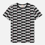 Мужская футболка Champion Reverse Weave All Over Print Champion Black фото- 0